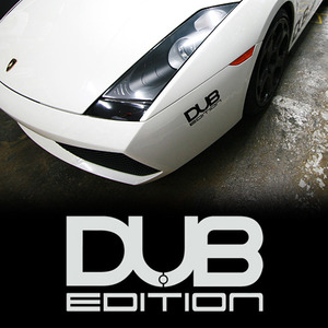 DUBSHOP DUB 4th Edtion 데칼 스티커